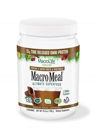 Macro Meal 15 Servings - OMNI Chocolate