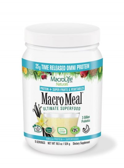 Macro Meal 15 Servings - OMNI Vanilla