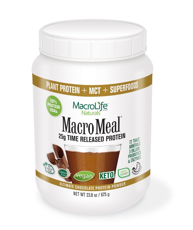 Macro Meal 15 Servings - OMNI Chocolate