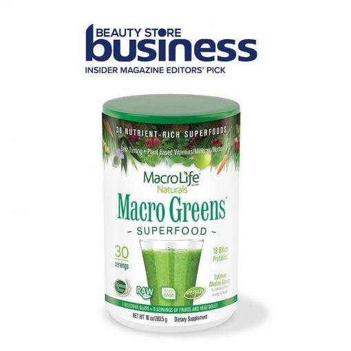 MacroLife Product Awards