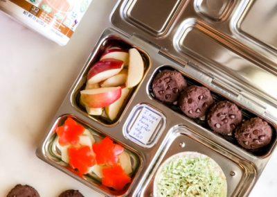 Nutrient Packed Chocolate Cookies